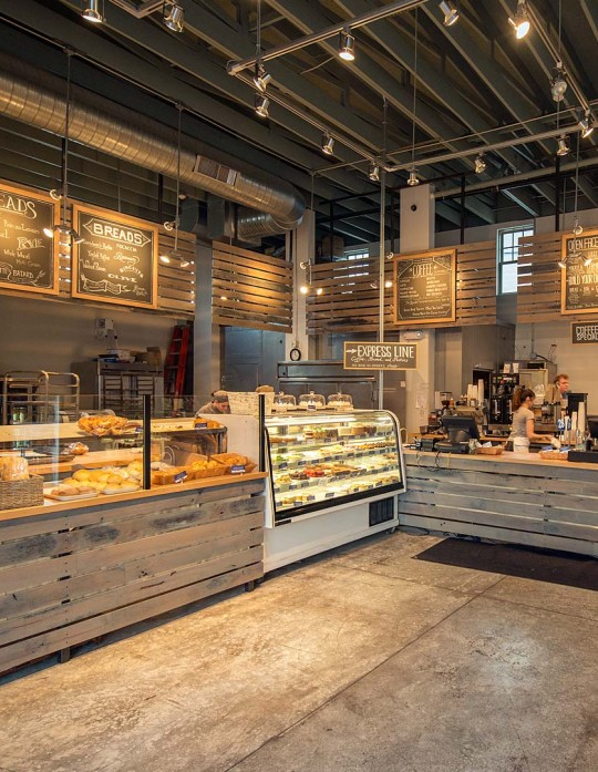 ... & Pastry Fit Out | Design and Ideas – Petra Group Shop Fittings