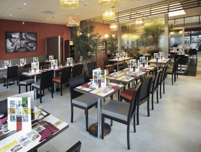 Pizzeria / Pizza Shop Fit Out | Design and Ideas - Petra Group ...