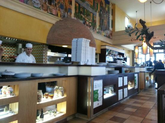 Awesome Pizzeria Design Ideas Photos   Decorating Interior Design .