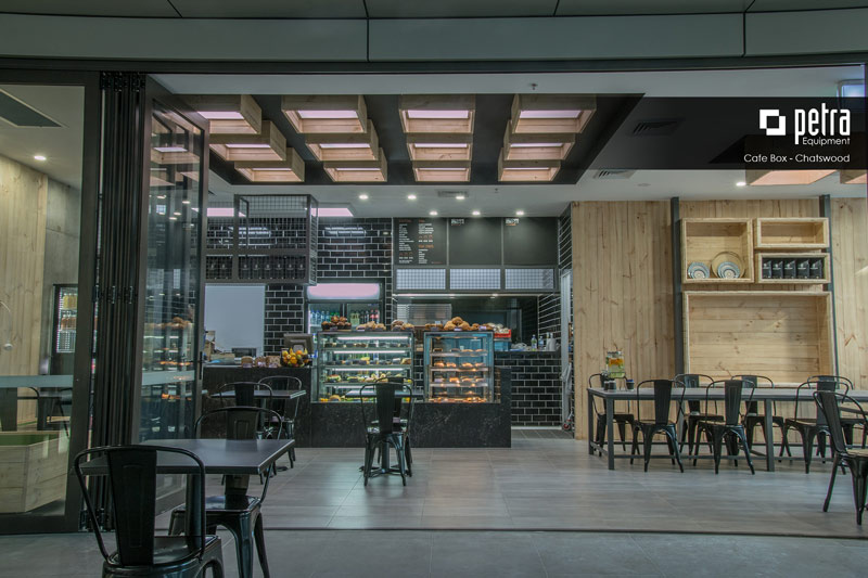 Cafe fit out coffee shop design in sydney melbourne for Kitchen designs newcastle nsw