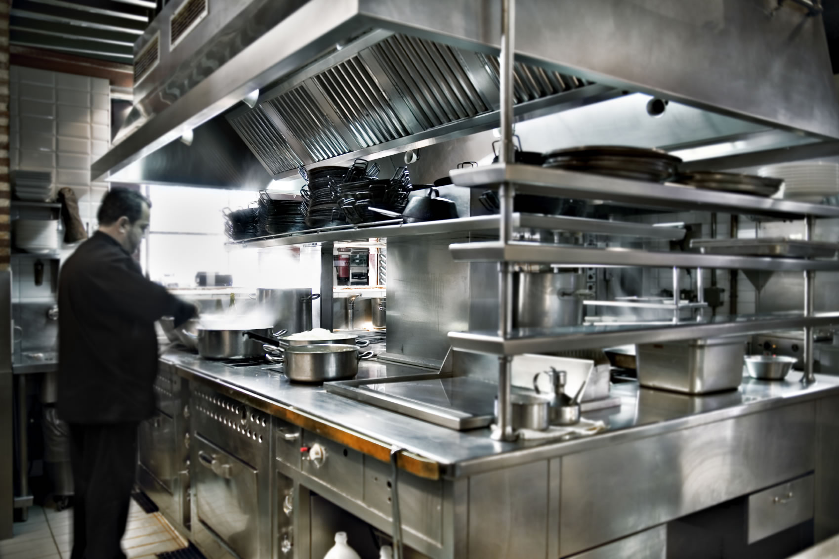 How To Keep A Restaurant Kitchen Clean