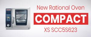 rational combi oven XS 623