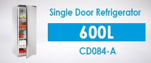 Polar CD084-A Single Door Fridge