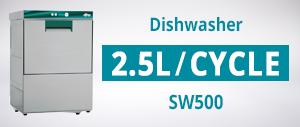Eswood SW500 Smartwash Undercounter Dishwasher