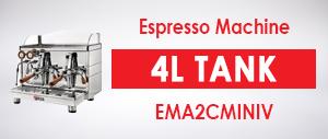 Wega EMA2CMINIV Espresso Machine