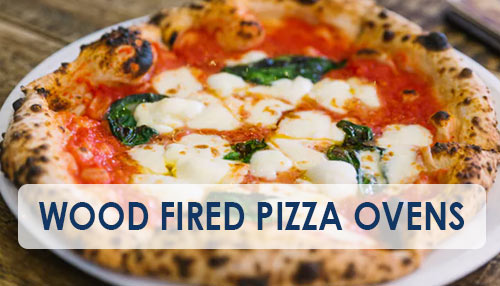 Commercial Wood Fired Pizza Ovens | Industrial Pizza Ovens for sale
