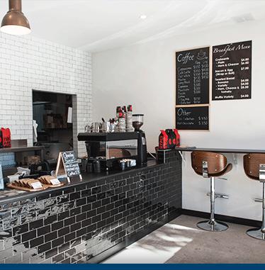 Cafe designers