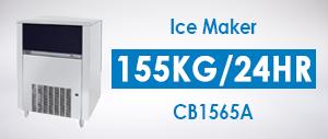Brema CB1565A Ice Maker 155kg/24hrs