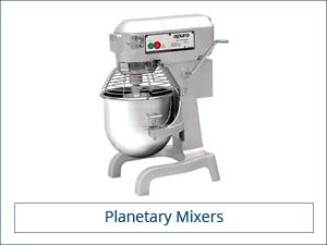 Planetary Mixers