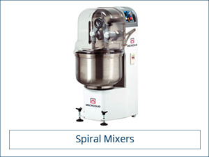Spiral Mixers