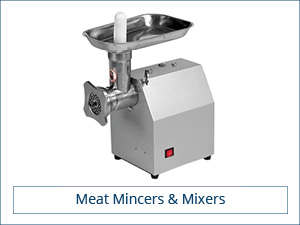 Meat Mincers & Mixers