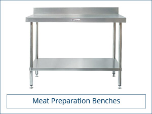 Meat Preparation Benches