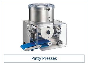 patty presses