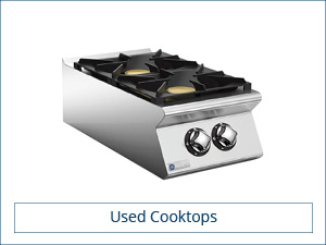 Used Cooktops