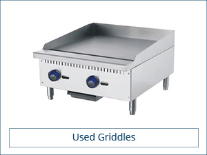 Used Griddles