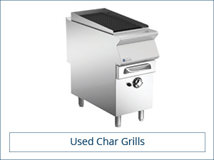 Used Char Grills