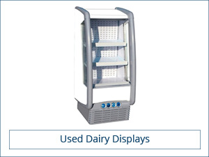 Used Dairy Displays