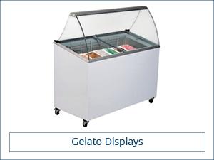 Gelato Displays