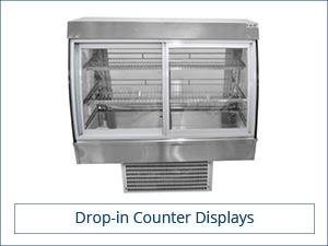 Drop-in Counter Displays