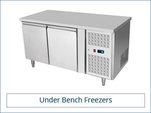 Under Bench Freezers