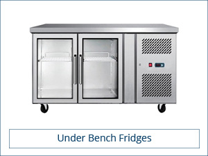 Under Bench Fridges