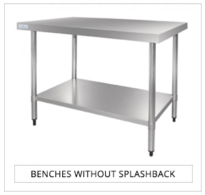 Steel Benches list