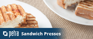 Commercial Sandwich Presses