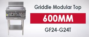 Garland GF24-G24T Griddle Modular Top 600mm