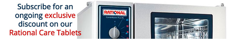 Rational Oven Cleaner