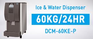 DCM-60KE-P Ice & Water Dispenser