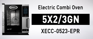 XECC-0523-EPR Electric Combi 5x2/3GN