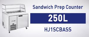 HJ1SCBASS Sandwich Preparation Counter