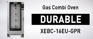 XEBC-16EU-GPR BakerTop Plus Gas Combi Oven