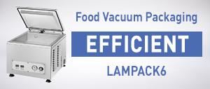 LAMPACK6 Food Vacuum Packaging