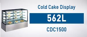 CDC1500 Cold Cake Cabinet