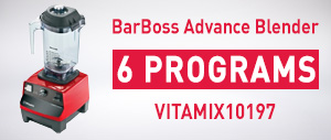 VITAMIX10197 BarBoss Advance Blender
