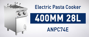 Electric Pasta Cooker 28L