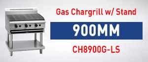 Waldorf CH8900G-LS Gas Chargrill