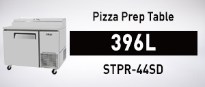 STPR-44SD Pizza Prep Table
